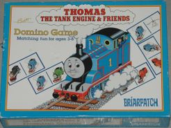 Thomas the Tank Engine & Friends Domino Game