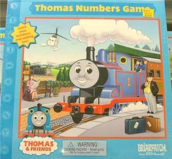 Thomas the Tank Engine:  Thomas Numbers Game