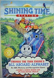 Thomas the Tank Engine's All Aboard Alphabet