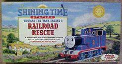 Thomas the Tank Engine's Railroad Rescue Board Game