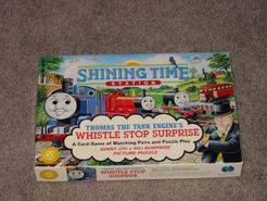 Thomas the Tank Engine's Whistle Stop Surprise Card Game