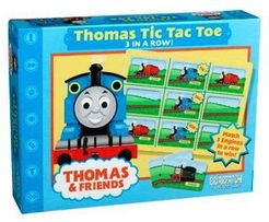 Thomas Tic Tac Toe Game
