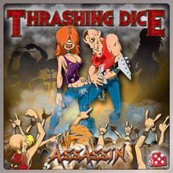 Thrashing Dice: Assassin Edition