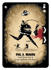 Three Cheers for Master: Phil A. Minion