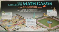 Three Intermediate Math Games