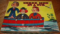 Three Men In A Tub