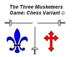 Three Musketeers Game: Chess Variant