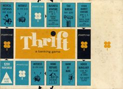 Thrift: A Banking Game