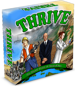 THRIVE: The Board Game of Geopolitics