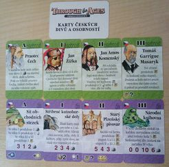Through the Ages: A Story of Civilization – Czech expansion