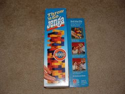 Throw 'n Go Jenga