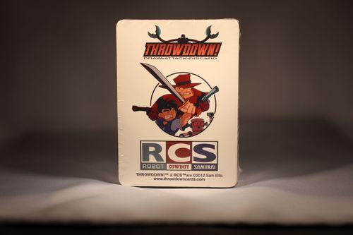 Throwdown!: The Robot Cowboy Samurai Edition