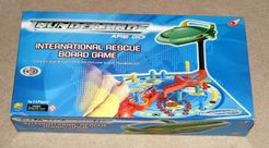 Thunderbirds Are Go: International Rescue Board Game