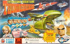 Thunderbirds International Rescue Game