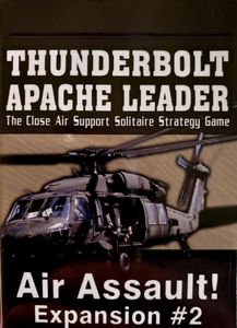 Thunderbolt Apache Leader: Expansion #2 – Airborne!