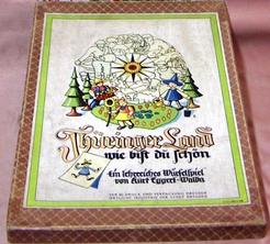Thüringer Land wie bist du schön