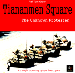 Tiananmen Square: The Unknown Protester