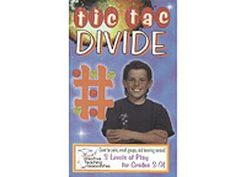 Tic-Tac-Divide