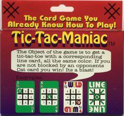 Tic-Tac-Maniac