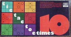Tic Tac Toe Times 10