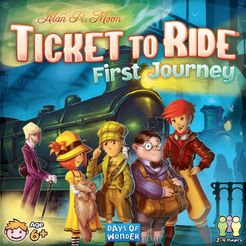Ticket to Ride: First Journey (U.S.)