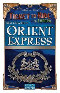Ticket to Ride: Orient Express