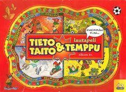 Tieto & Taito & Temppu