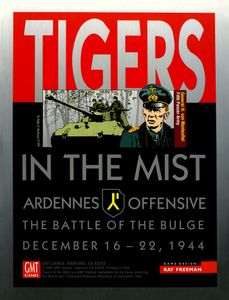 Tigers in the Mist: Ardennes Offensive