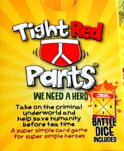 Tight Red Pants: The Card Game