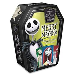Tim Burton's Nightmare Before Christmas Merry Mayhem
