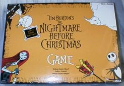 Tim Burton's The Nightmare Before Christmas Game