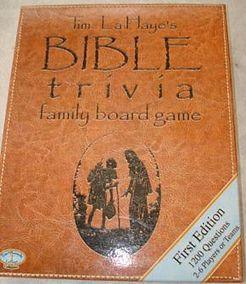 Tim Lahaye's Bible Trivia