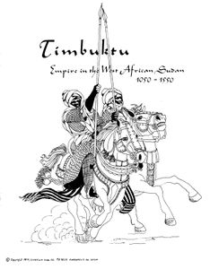 Timbuktu: Empire in the West African Sudan 1050-1550