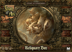 Time of Legends: Joan of Arc – Reliquary Box