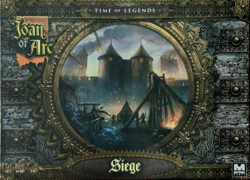 Time of Legends: Joan of Arc – Siege