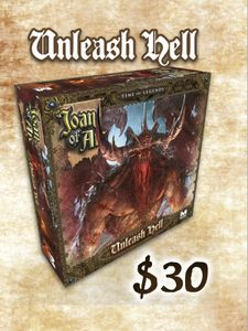 Time of Legends: Joan of Arc – Unleash Hell