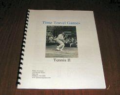 Time Travel Tennis Shot-By-Shot Game