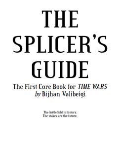 Time Wars: Strike Team First Edition