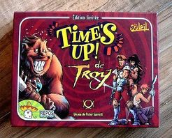 Time's Up de Troy
