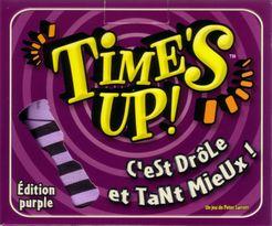 Time's Up! Édition purple