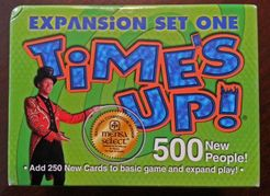 Time's Up! Expansion set #1