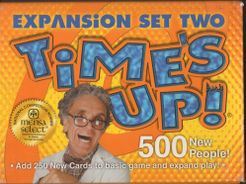 Time's Up! Expansion set #2
