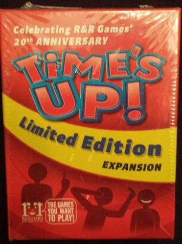 Time's Up! Limited Edition Expansion