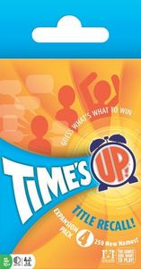 Time's Up: Title Recall – Expansion 4