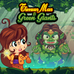Timun Mas and Green Giants
