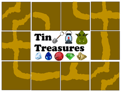 Tin Treasures
