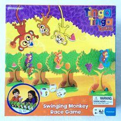 Tinga Tinga Tales: Swinging Monkey Race Game