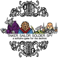 Tinker, Sailor, Soldier, Spy