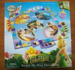 TinkerBell Pardon My Pixie Dust Game