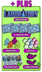 Tiny Epic Dinosaurs: Laboratory Mini Expansion
